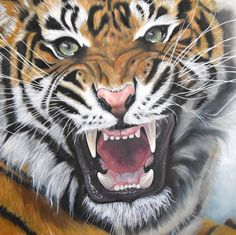 'Close Enough' by colbran on DeviantArt oil painting