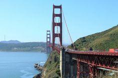 Puente Golden Gate de San Francisco (USA)