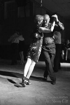 You Don't Need to Tango To Visit a Milonga