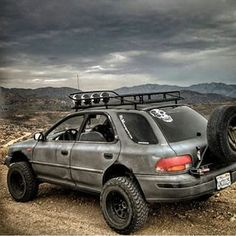 LIFTED SUBARU OUTBACK - Google Search - Custom Subaru - Carzz - Subaru, Subaru Outback and Subaru Impreza