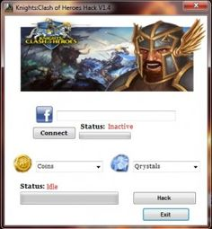 Knights Clash of Heroes Hack Cheat Tool 2014 work 100% undetected