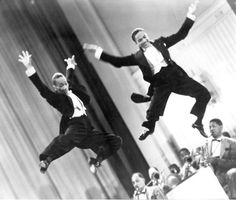"""the nicolas brothers in """"stormy weather"""", 1943 - midnight martinis"""