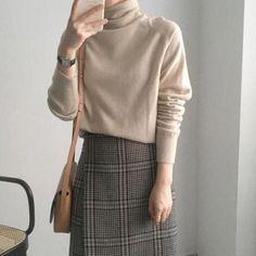 Korean Fashion Trends, Korean Street Fashion, Korea Fashion, Muslim Fashion, Modest Fashion, Hijab Fashion, Fashion Outfits, Fashion Tips, Fashion Ideas