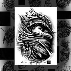 Dimitris Georgopoulos Inked Magazine, Tattoo Artists, Draw, Abstract, Artwork, Surrealism, Summary, Work Of Art, Auguste Rodin Artwork