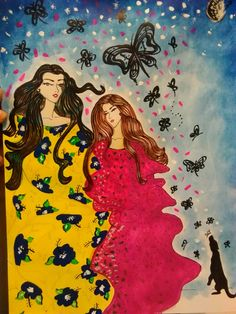 La noche de las mariposas  #party #beach #cool #caribbean #caftan #manta #wayuu #moon #night #style #mariposas #thenigthofthebutterfly #butterfly #18march #18marzo #Riohacha #style #Maiden #Colombia #Morroco #libanon #handmade Buenas: Nathalia Durand