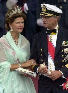 Victoria, Queen Of Sweden, Swedish Royalty, Prince Carl Philip, Royal Tiaras, Royal Jewelry, Jewellery, Queen Silvia, Royal Queen