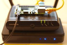 Constant outages of your broadband can drive you to frustration, but you can use the Raspberry Pi, and a little bit cloud to monitor it. Find this and other hardware projects on Hackster. Robotics Projects, Arduino Projects, Iot Projects, Hobby Electronics, Electronics Projects, Electrical Projects, Diy Tech, Cool Tech, Raspberry Computer