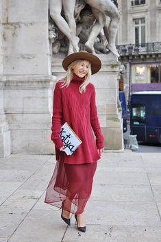 Katya Paris Fashion Week - Trendycrew.com