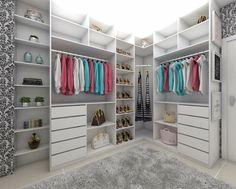 145 brilliant closet organization ideas -page 3 Closet Makeover, Bedroom Wardrobe, Bedroom Closet Design, Bedroom Design, Closet Designs, Closet Decor, Wardrobe Room, Bedroom Organization Closet, Trendy Bedroom