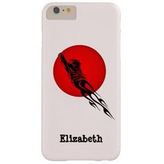 Flying Tiger Phone Case Barely There iPhone 6 Plus Case