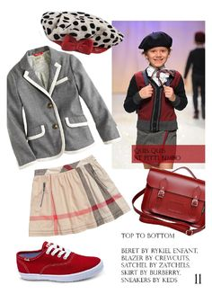 Fall Trend Alert: Primary School Prep | Poster Child Style