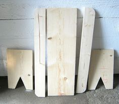 CAN'T STOP MAKING THINGS: Simple Bench