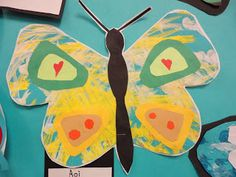 Thomas Elementary Art: bugs