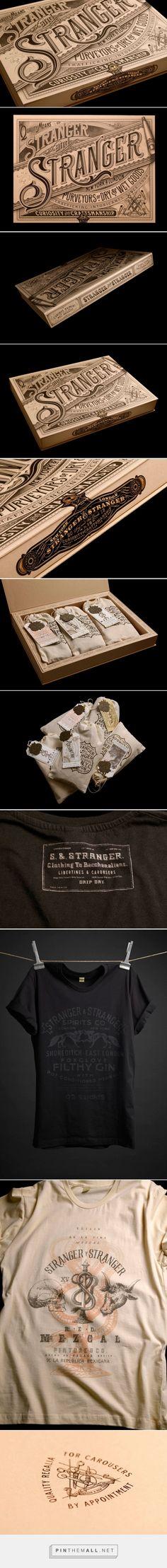 Stranger Xmas — The Dieline - Branding & Packaging