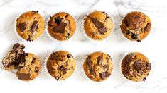 Wholemeal blueberry and dark chocolate muffins Healthy Toddler Snacks, Healthy School Lunches, Toddler Meals, Healthy Breakfast Recipes, Toddler Food, Lunch Box Recipes, Baby Food Recipes, Food Spot, Artisan Food