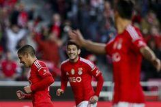 Benfica vs Boavista - LUSA/MÁRIO CRUZ