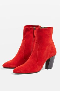 Morticia Ankle Boots - Shoes- Topshop USA
