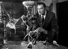 House on Haunted Hill - my all time old scary fave!!!!