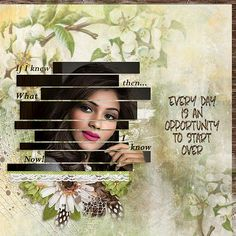 "How fun it is to try something new AND like what your end result, right?! I saw an ad for a show on TV and thought it might be cool to do a layout like that...so I did and I like it! I used Created By Jill's ""It's a Brand New Day"" kit collection. But, I'd love for you all to come join in the Scraplift challenge I have going on this month at PBP! https://pickleberrypop.com/forum/forum/monthly-mojo/monthly-mojo-september-2017/236732-sept-2017-scraplift-challenge"