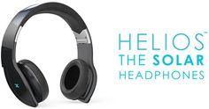 Le #casque #Bluetooth #solaire #Helios est enfin disponible à la vente !   Jean-Marie Gall.com