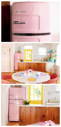 Vintage Retro Liances And Kitchens
