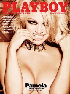 Pamela Anderson será el último desnudo de la revista Playboy http://ift.tt/1QXerkl