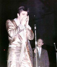 Sean Shaver. © Toronto, Canada April 2nd 1957 evening show