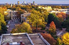 Raleigh for Fall