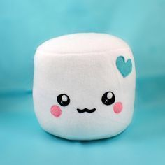 Cats Toys Ideas - Marshmallow plushie - pillows cushions chocolate dipped novelty round kawaii… - Ideal toys for small cats Food Pillows, Cute Pillows, Diy Pillows, Cushions, Cute Marshmallows, Brown Throw Pillows, Accent Pillows, Ideal Toys, Ideias Diy