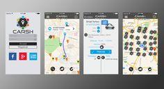 App e car sharing per muoversi in modo sostenibile
