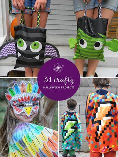 31 Crafty Halloween