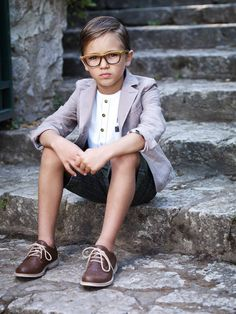 ALALOSHA: VOGUE ENFANTS: Мода для стильных мальчишек Hitch-Hiker SS2013