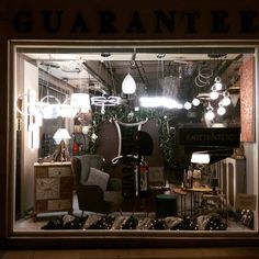 Φωτιστικά, μικροέπιπλα και διακοσμητικά από το Guarantee