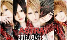 Dist visual kei   ... RoCk & Vk Love!: New Visual Kei Band: Astray to Debut in March