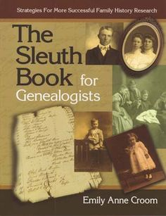The Genealogy Blog.  Yes, it can be detective work, and genealogists need a tool kit to tease information from sources obscure or popular.  With this work you don't have to re-invent the wheel.