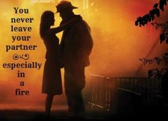 Love my fire fighter. <3