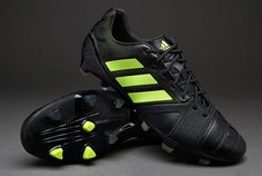 huge selection of d810d 2bded adidas Fußballschuhe - adidas Nitrocharge 1.0 TRX FG - Festes Gelände -  Fußballschuh - Schwarz-
