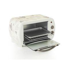 Il fornetto cuoci & scalda Batticuore è un accessorio pratico e funzionale firmato Brandani, un efficiente aiuto in ogni cucina! La temperatura del fornetto può essere regolata da 50 fino a 250 °C; il fornetto scalderà fino a raggiungere la temperatura scelta e si spegnerà una volta raggiunta. Non appena la temperatura inizierà a scendere, il fornetto Batticuore Brandani riprenderà a scaldare per mantenere i gradi desiderati.