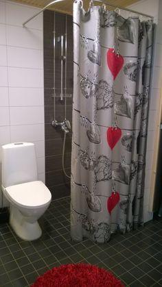 Hehkua suihkussakin Curtains, Shower, Bathroom, Rain Shower Heads, Washroom, Blinds, Full Bath, Showers, Draping