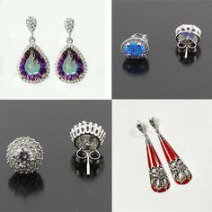 Complete seu look com uma das nossas lindas jóias, você fica mais elegante e nunca sai de moda com as peças da Bambina Bijoux, não perca tempo, venha conferir!