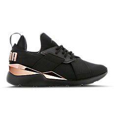 Puma Muse 2 Satin Strap - Women Shoes (367047 01) | Shoes ...
