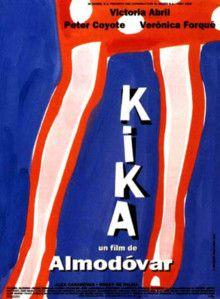 Kika Film de Pedro Almodovar (1993)