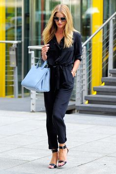 Rosie Huntington-Whiteley - best dressed