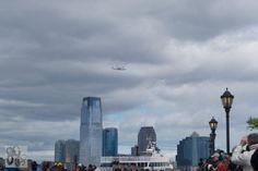 The Space Shuttle Enterprise Arriving In New York City (April 27, 2012) #11