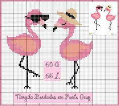 Small Cross Stitch, Cross Stitch Bird, Cross Stitch Animals, Cross Stitching, Cross Stitch Embroidery, Cross Stich Patterns Free, Loom Patterns, Cross Stitch Charts, Cross Stitch Designs