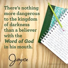 Joyce Meyer Ministries, Enjoying Everyday Life, Hand of Hope Wise Quotes, Inspirational Quotes, Author Quotes, Joyce Meyer Quotes, Psalm 45, Belt Of Truth, Good Morning Girls, Joyce Meyer Ministries, Religion