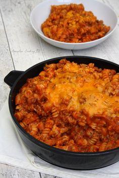 One pot pasta de Amandine Cooking