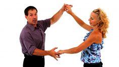 How to Do the East Coast Swing She-He Turn in Swing Dance