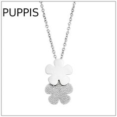 Upgrade Your Look with precious Puppis Jewels. Stylish Jewelry, Necklaces, Jewels, Silver, Shopping, Collection, Bijoux, Money, Chain