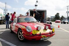 Classic 24 Hours of Daytona 1965 Porsche 911